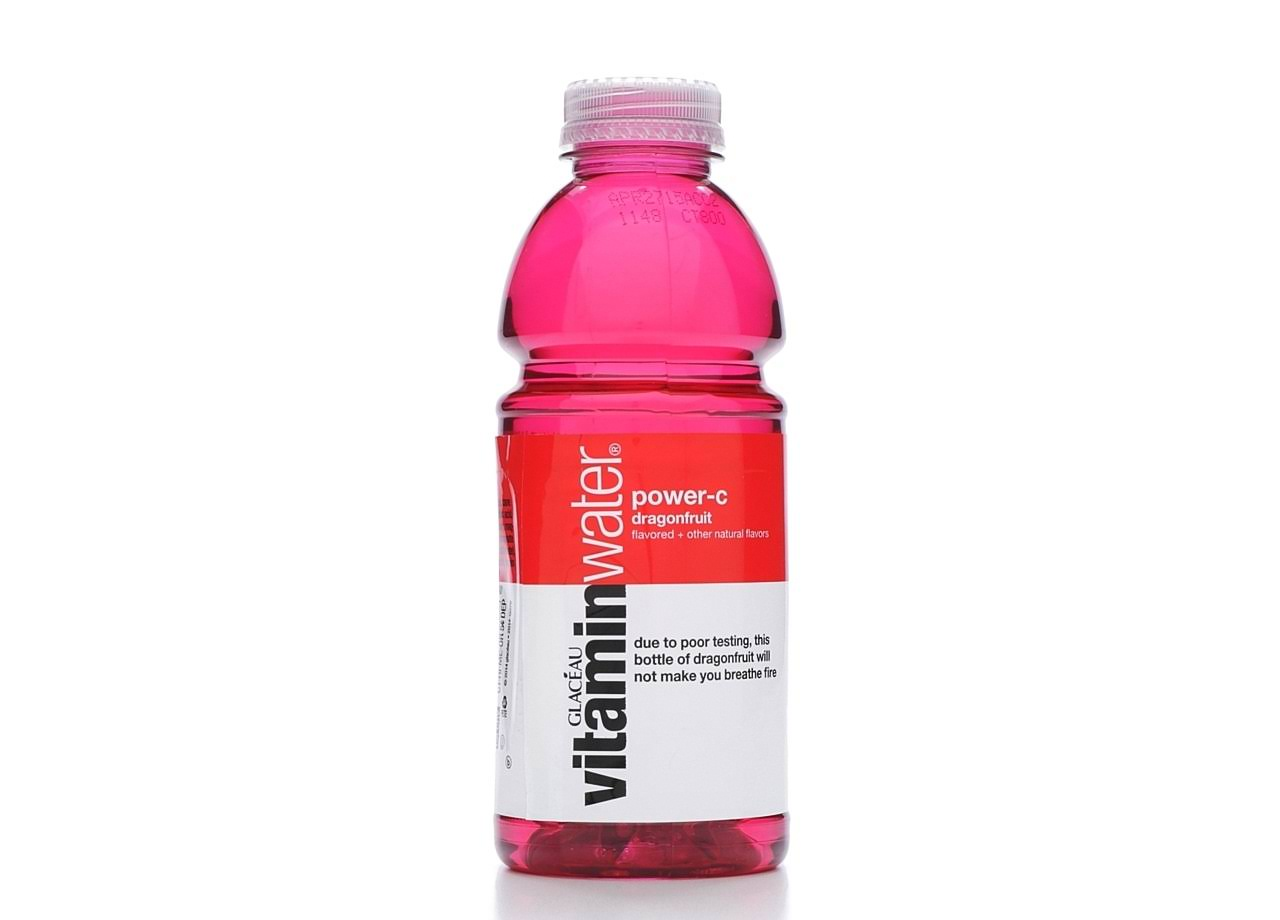 Glaceau Vitamin Water Power-C Dragonfruit - 20oz