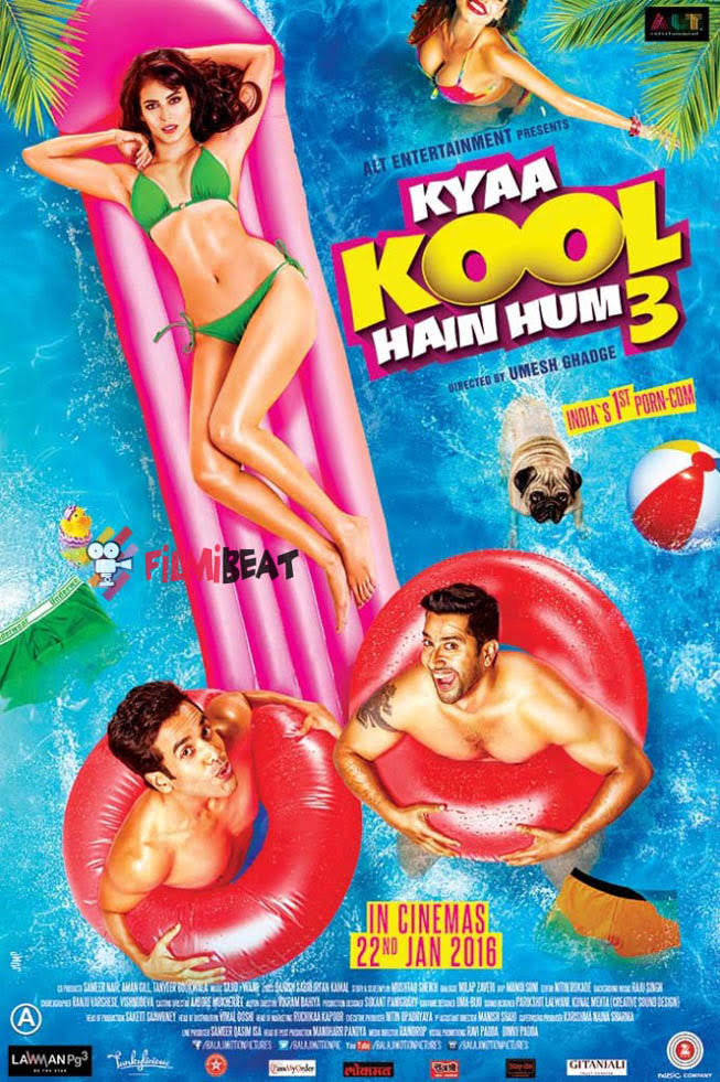 Kyaa Kool Hain Hum 3 2016 720P Hindi hdrip x264