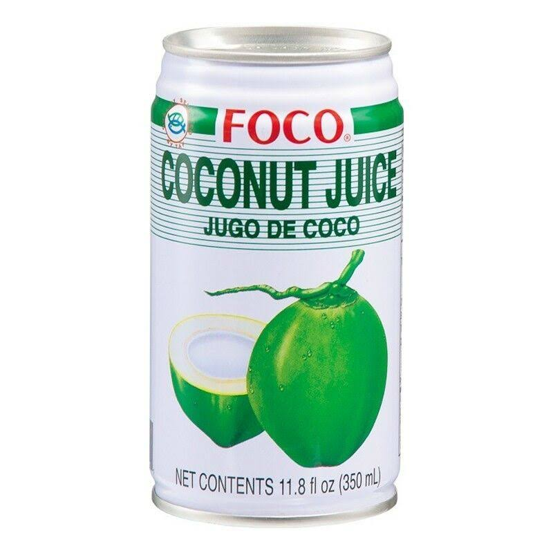 Foco Coconut Juice - 11.8 fl oz can