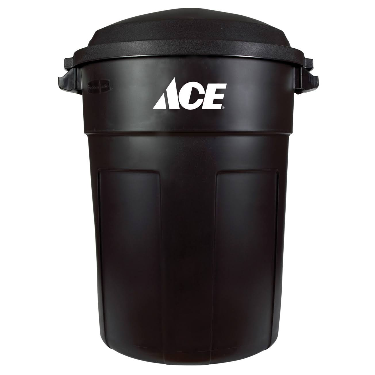 Ace Black Heavy Duty Trash Can - 32 Gal