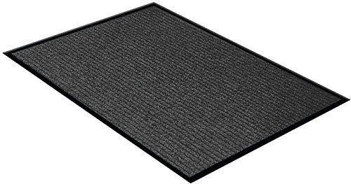 WJ Dennis Edg2436 Floor Mat Charcoal 24 in x 36 in