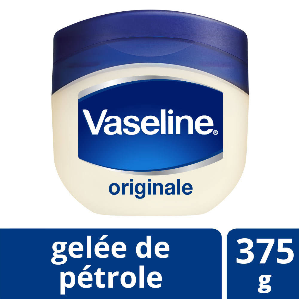Vaseline Petroleum Jelly - Unscented, 375g
