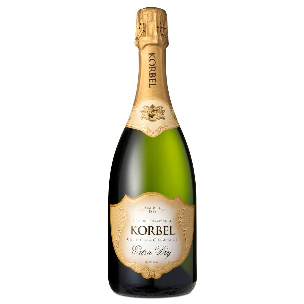 Korbel Champagne Extra Dry - California