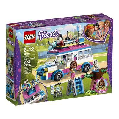 Lego Friends Olivia's Mission Vehicle Building Kit