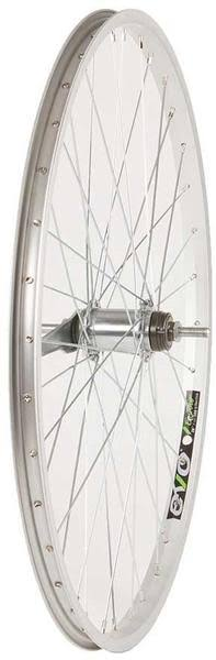 The Wheel Shop - Rear 26' Wheel, Evo E-Tour 20 Silver / CB-E110, 36 S