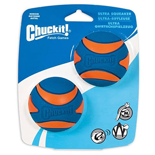 Chuckit! Ultra Squeaker Chew Toy