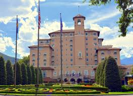 Colorado Springs Christmas Tree Permits by Mille Fiori Favoriti The Broadmoor Resort And Hotel Colorado