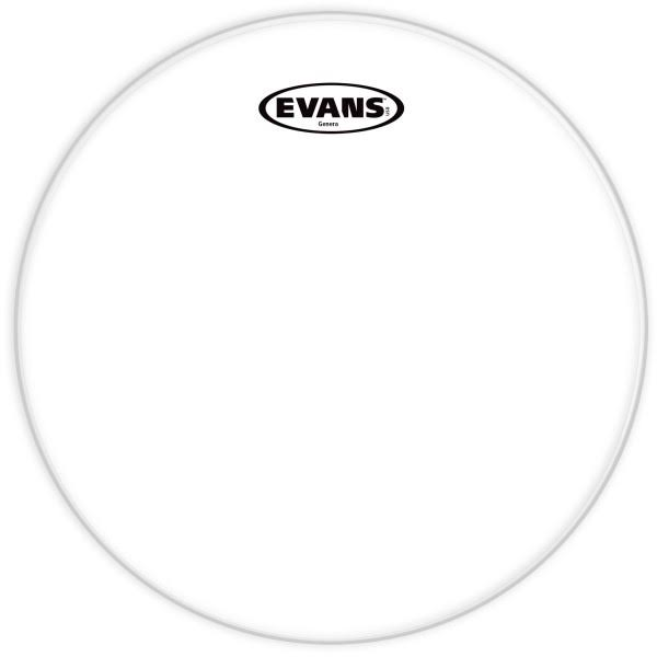 Evans Genera Resonant Drum Head - 16""