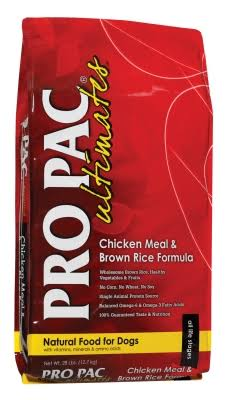 Midwestern Pet Foods Pro Pac Ultimates Dog Food - Chicken Meal and Brown Rice