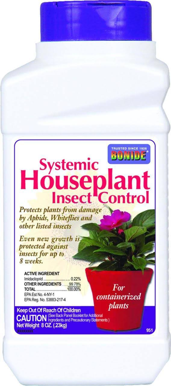Bonide Systemic Houseplant Insect Control - 8 oz
