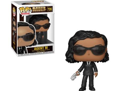 Funko Pop Movies Men in Black Vinyl Figure - Agent M