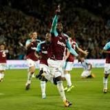 West Ham United F.C., Huddersfield Town F.C., Slaven Bilić, Premier League, André Ayew, Pedro Obiang