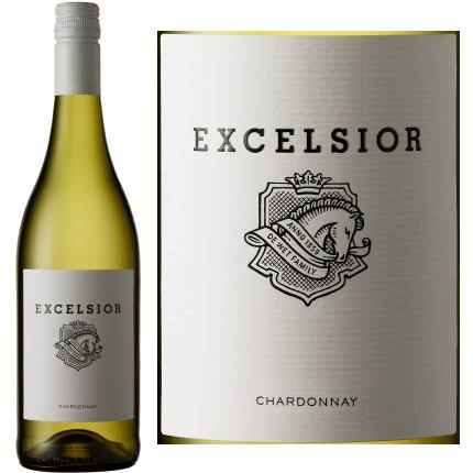 Excelsior Chardonnay, South Africa (Vintage Varies) - 750 ml bottle