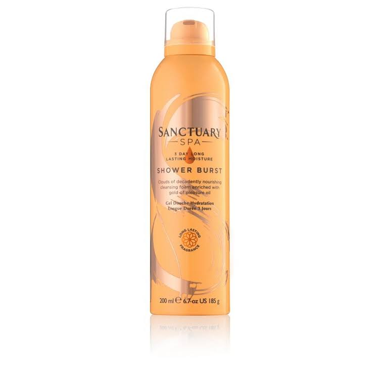 Sanctuary Spa Luxury Shower Burst 200ml