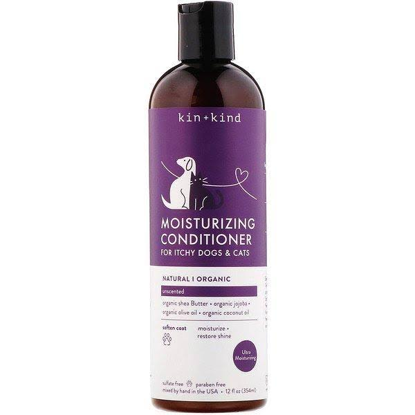 KIN+KIND Organic Conditioner Cat & Dog