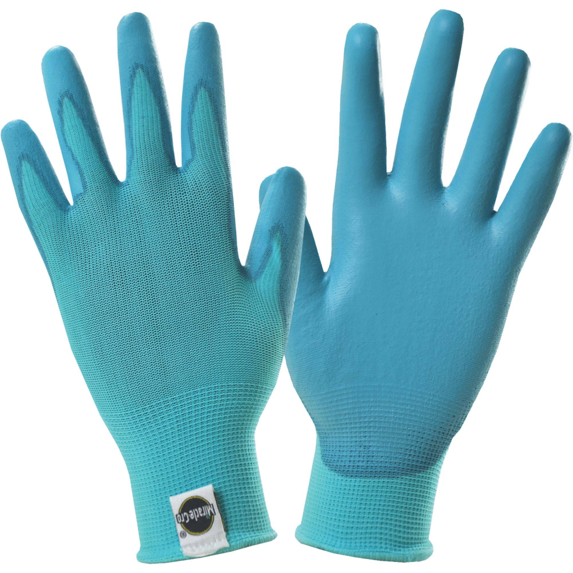 West Chester Miracle-Gro Polyurethane Coated Knit Garden Glove