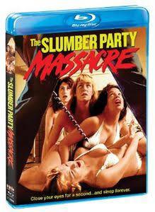 The Slumber Party Massacre - BLU-RAY