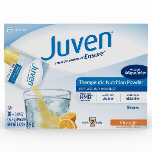Abbott Juven - Therapeutic Nutrition Powder Orange 30 pckts