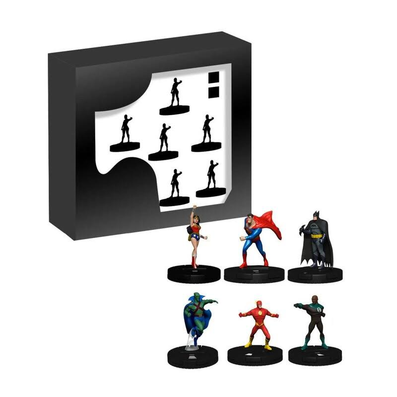 DC Heroclix: Justice League Unlimited Starter Set by WZK