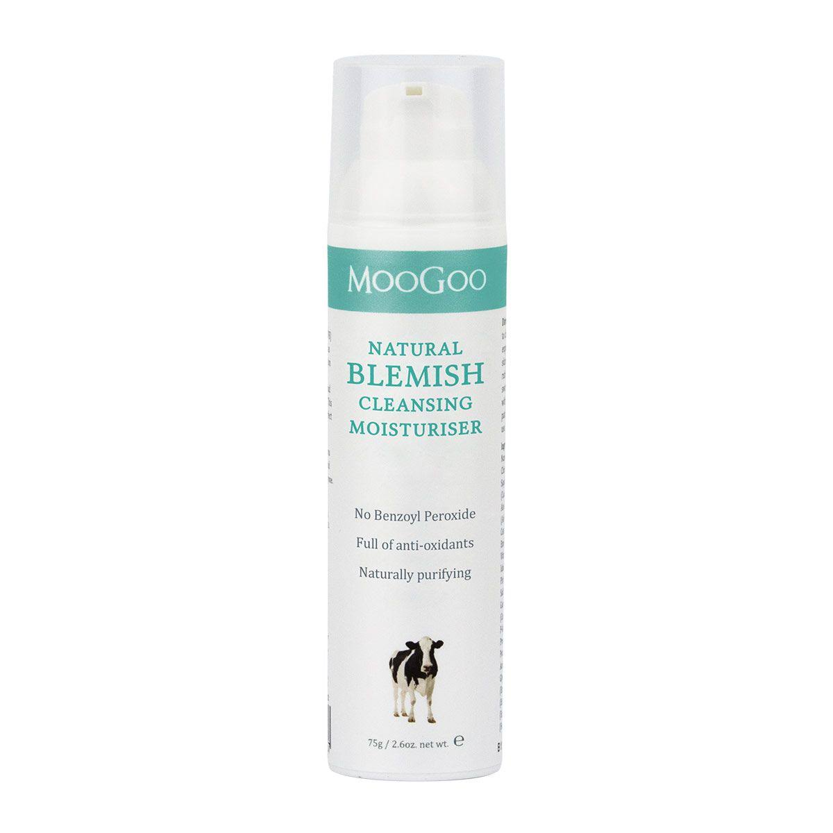 Moogoo Acne Cleansing Cream