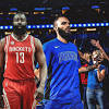 Evan Fournier says James Harden is 'the MVP for a reason'