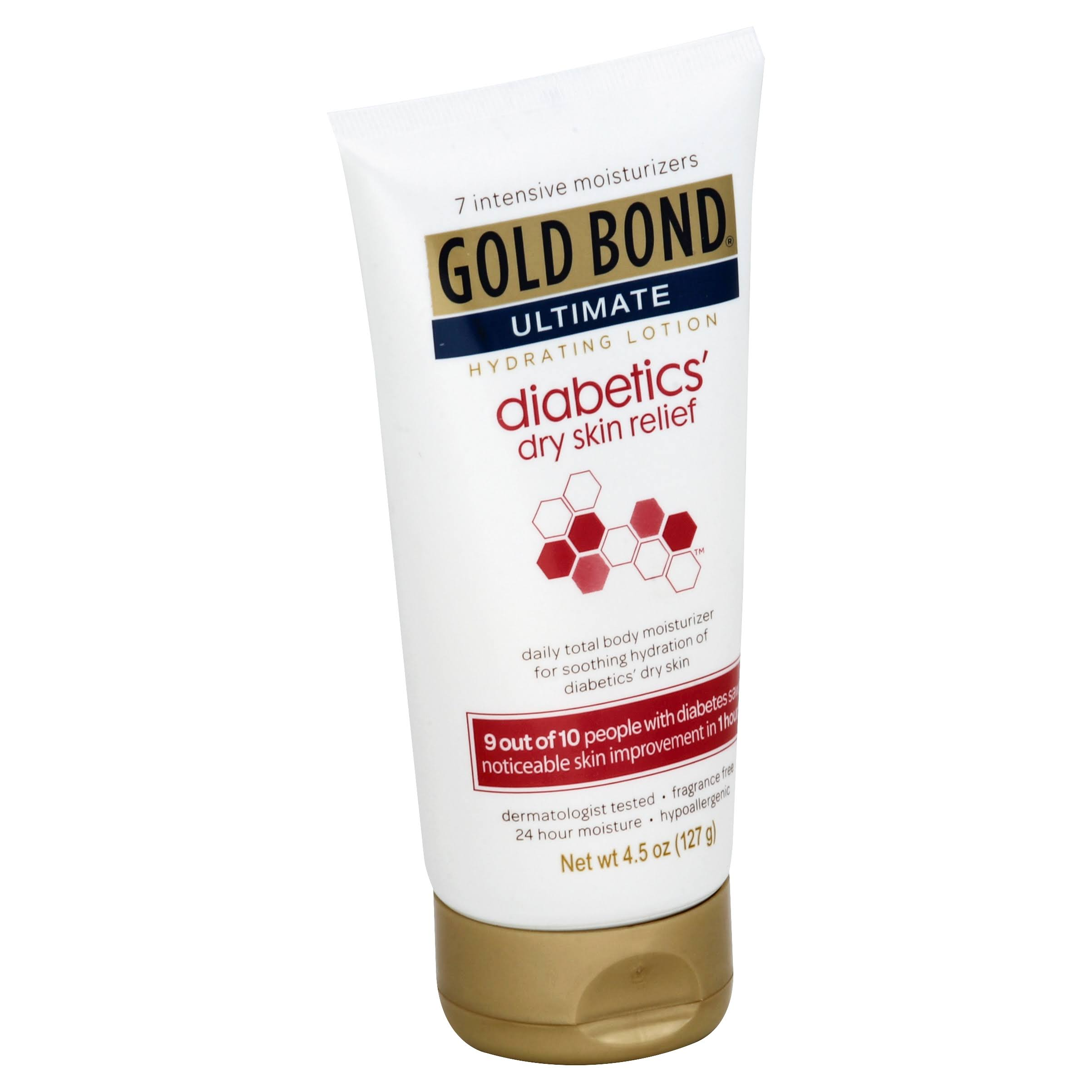 Gold Bond Ultimate Diabetics Hydrating Lotion - 4.5oz