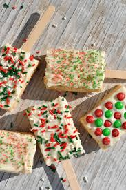 Rice Krispie Christmas Tree Cake by Holiday Treats For The Classroom White Chocolate Rice Krispie