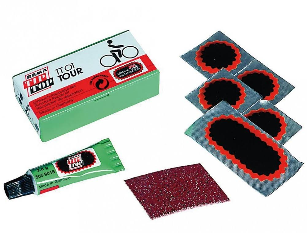 Rema Tip Top TT01 Tour Bike Tube - Repair Kit