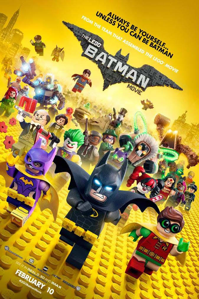 The Lego Batman Movie (2017)