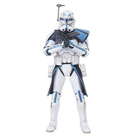 Star Wars the Last Jedi Black Series Action Figure - Clone Captain Rex