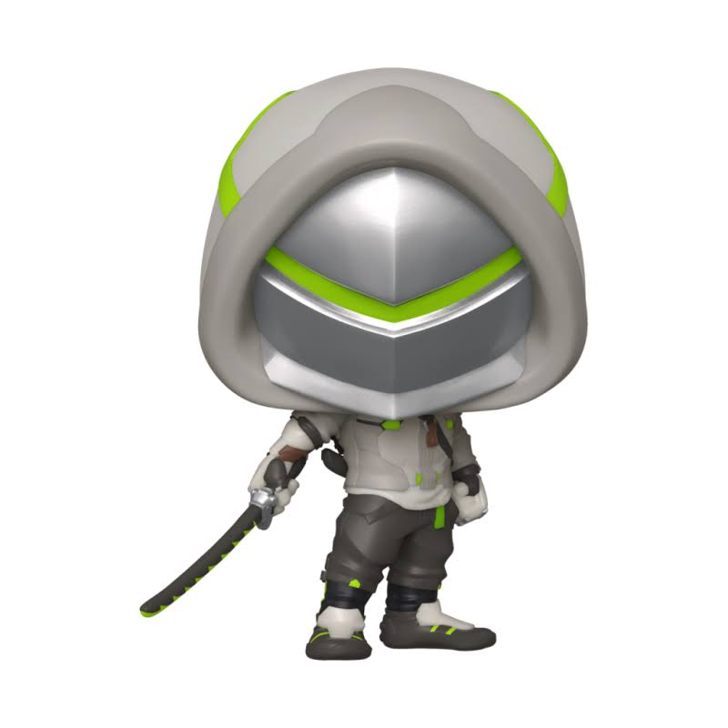 Funko Pop! Games Overwatch Vinyl Figure - Genji