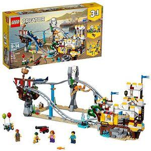 Lego Creator Pirate Roller Coaster - 923pcs