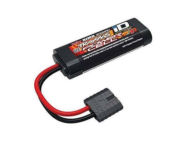 Traxxas Power Series 1 Battery Pack - NiMH, 7.2V, 1200mAh
