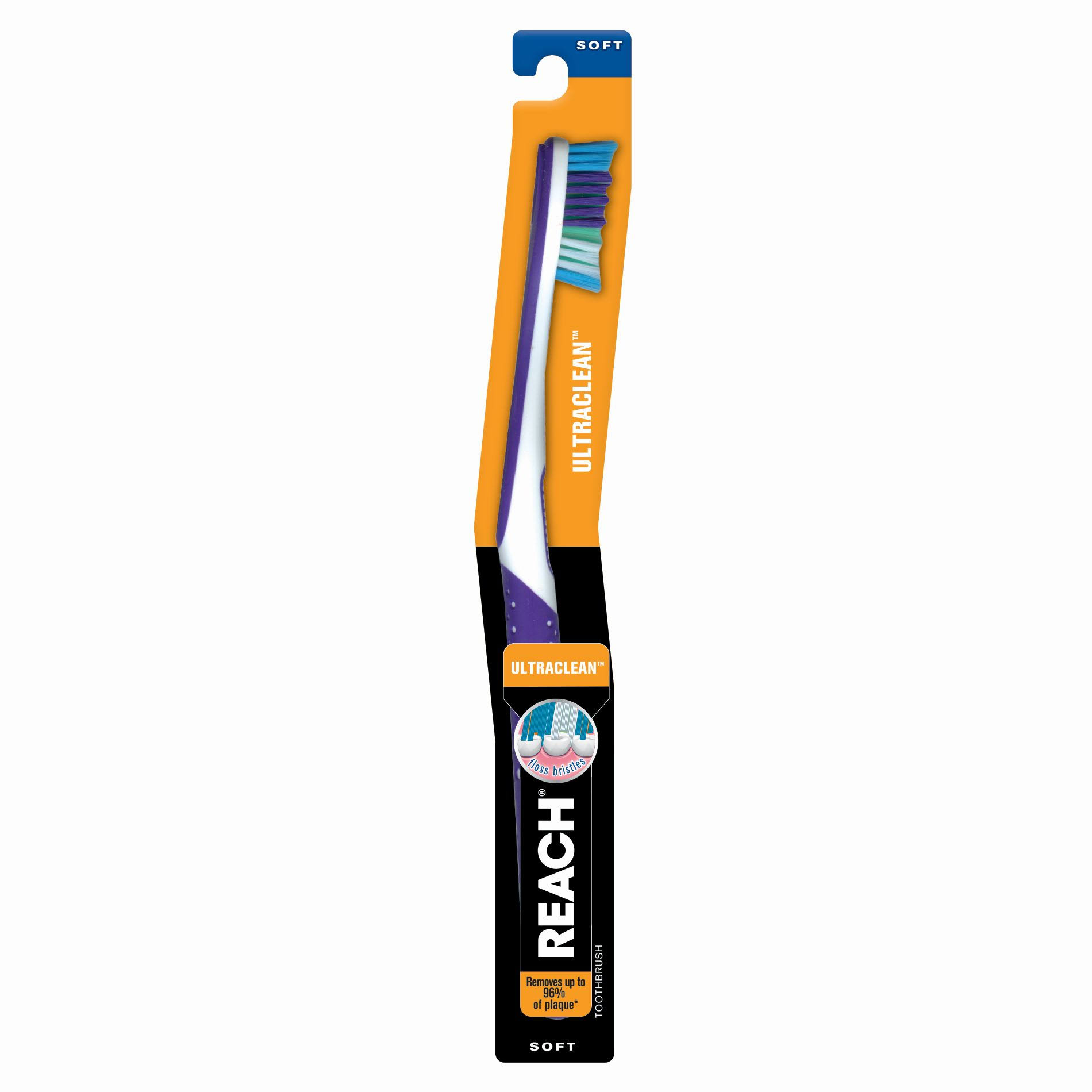 Reach Ultra Clean Toothbrush - Soft, 1ct
