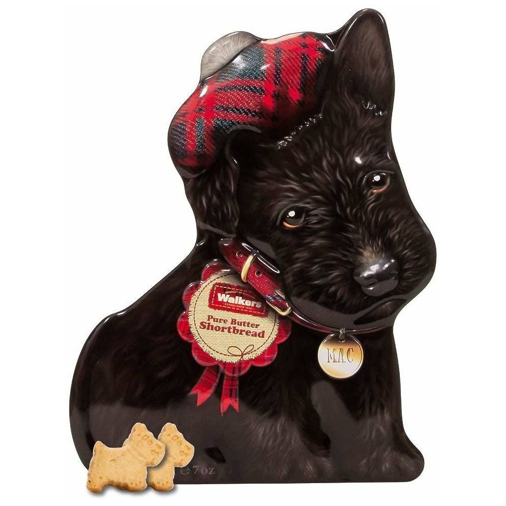 Walkers Shortbread Scottie Dog Mac Tin