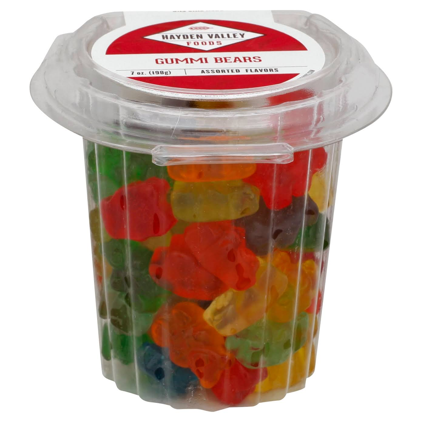 Hayden Valley Gummi Bears, Assorted Flavors - 7 oz
