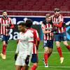 Kết quả La Liga, Atletico Madrid 2-0 Sevilla: