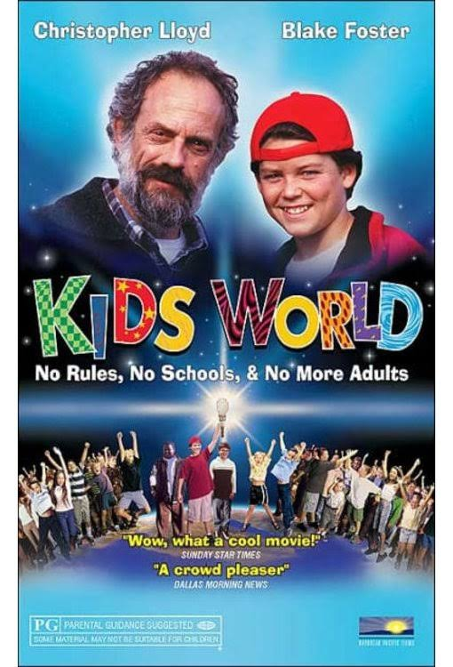 Kids World DVD