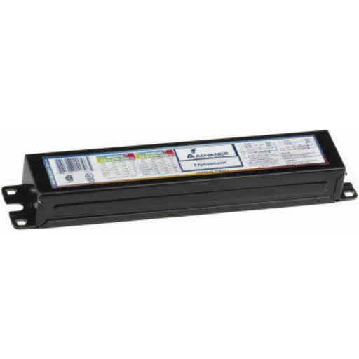 Philips F96 T8 Advance Ballast Electronic - 0.5 Light, 120/277 Volts