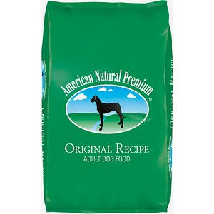 American Natural Premium Dog Food, Original Recipe, 4 lbs