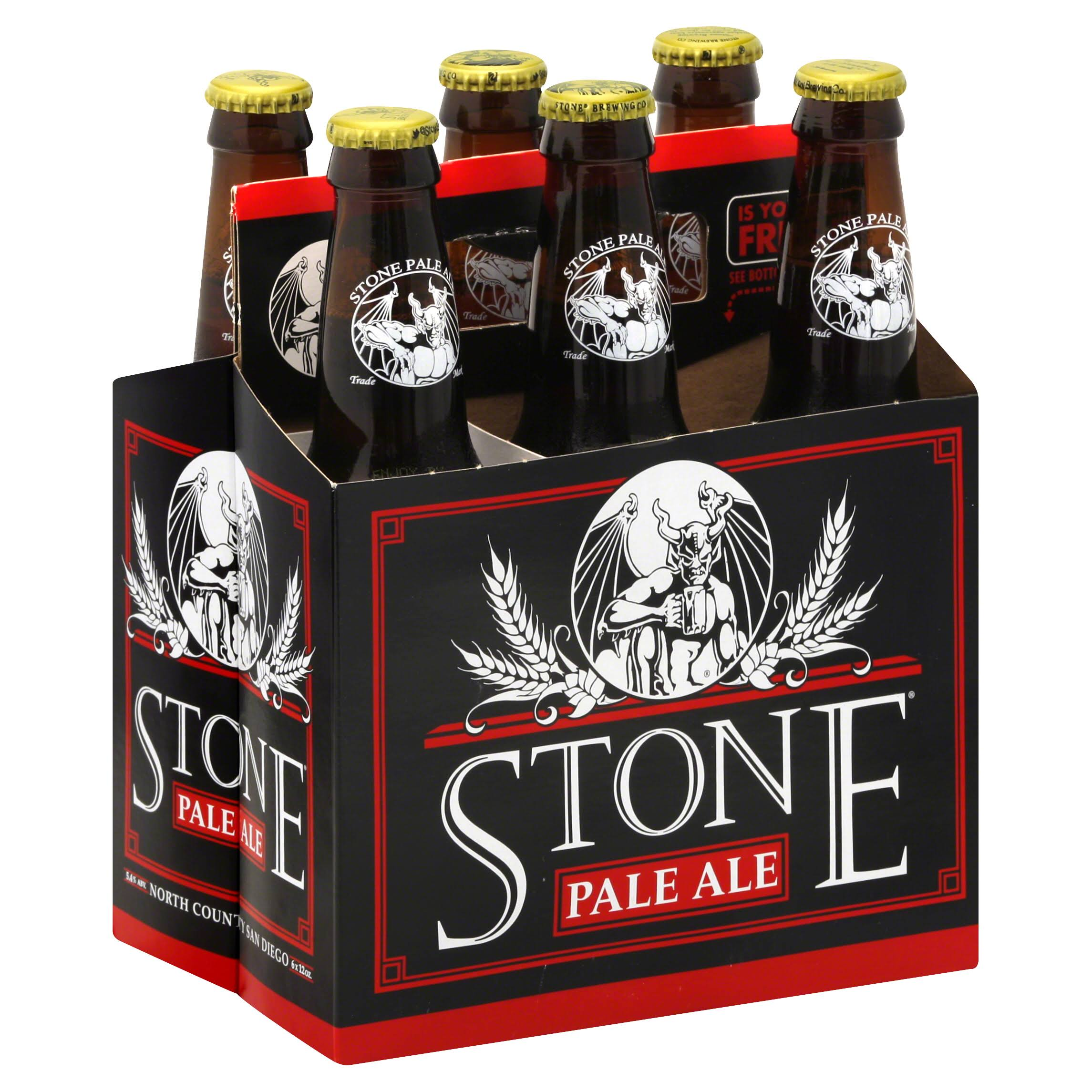 Stone Brewing India Pale Ale Beer - 12oz