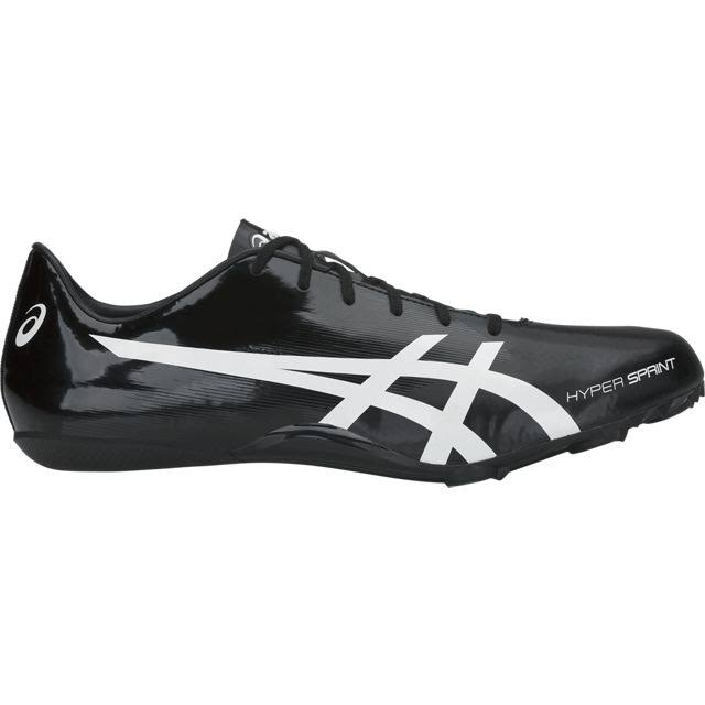 Asics Hyper Sprint 7 - Black/White - 10