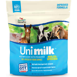 Uni-Milk Instantized Milk Replacer - 3.5lb