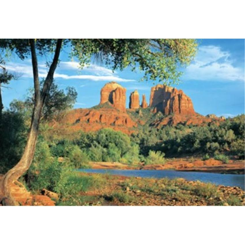 Master Pieces Parks & Places Sedona Arizona Jigsaw Puzzle