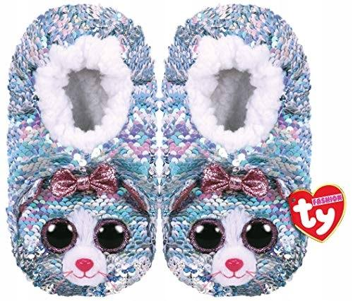 Whimsy - Sequin Slippers SML - Ty Fashion