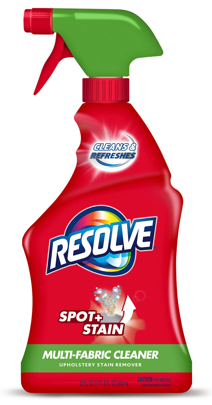 Resolve Multi-Fabric Cleaner - 22oz