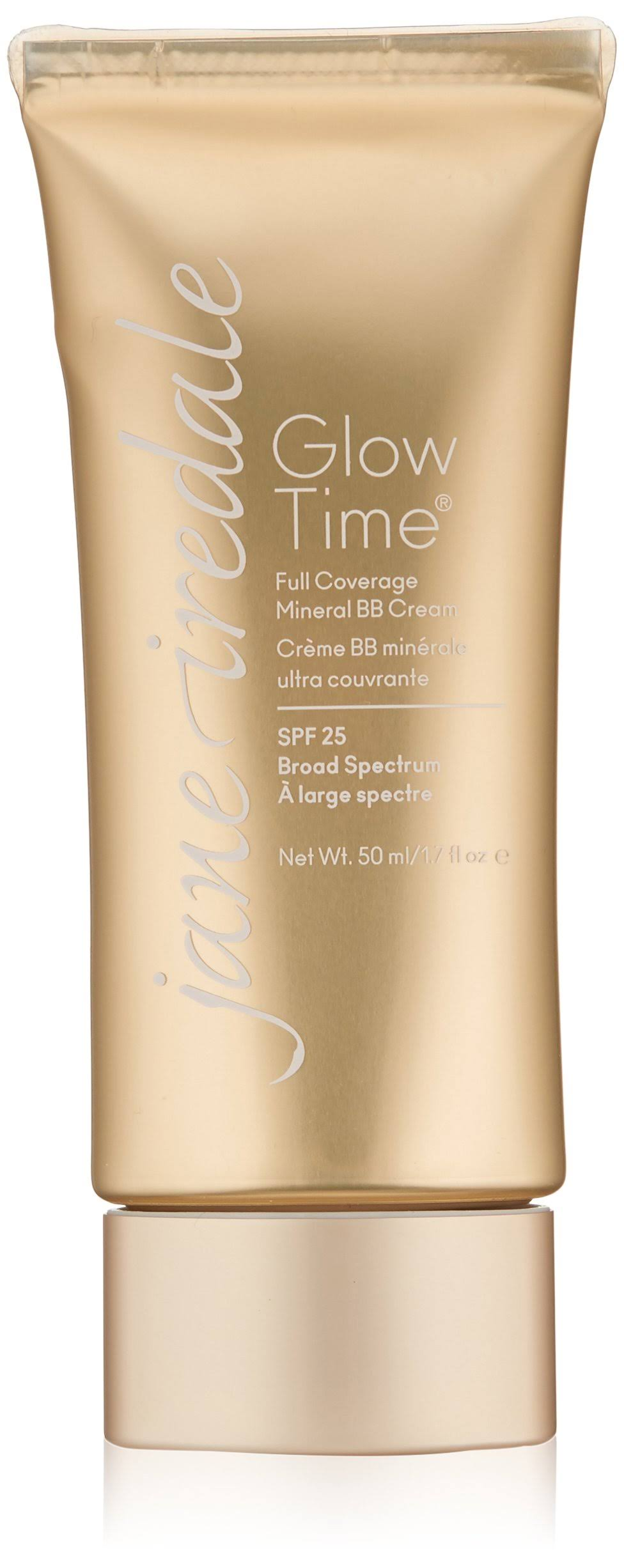 Jane Iredale Glow Time Full Coverage Mineral BB Cream, SPF 25, BB5