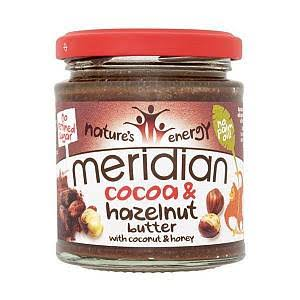 Meridian Cocoa and Hazelnut Butter - 170g