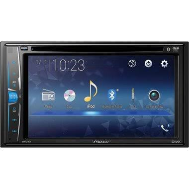 Pioneer Multimedia Recevier with Bluetooth - 6.2""