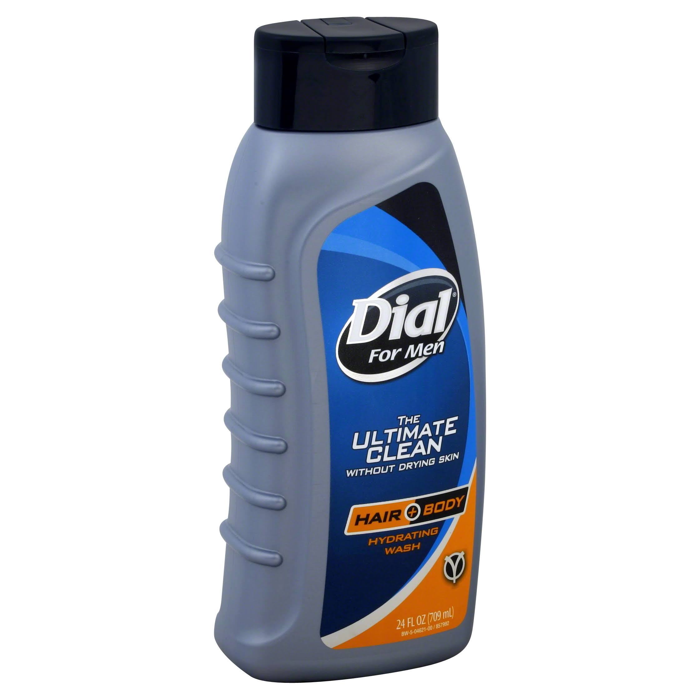 Dial for Men Hair and Body Wash - 21oz